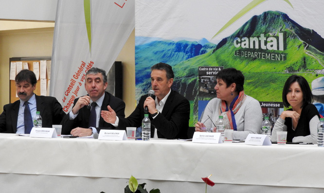 Conférence des territoires