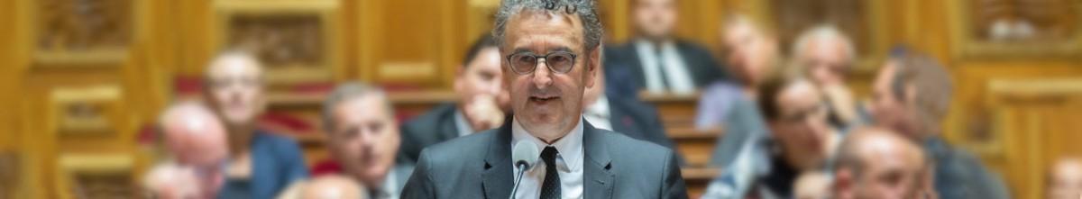 Bernard DELCROS - Activité parlementaire