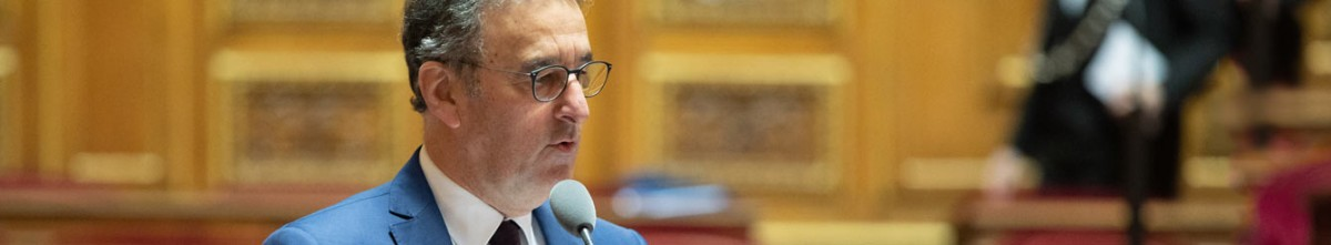 Bernard DELCROS sénateur du Cantal